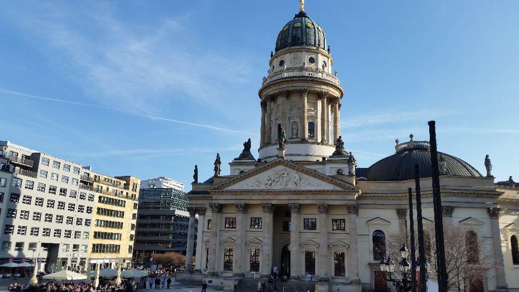 Der Gendarmenmarkt zählt zu den schönsten Plätzen Berlins.
