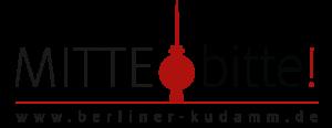 Logo MITTE bitte! - Berliner Kudamm