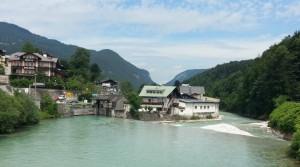 Berchtesgaden ist ein wunderschöner Ort.