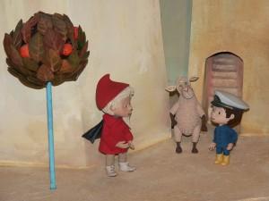 Für die Kleinen gibt es Sandmännchen, Janosch und Löwenzahn.