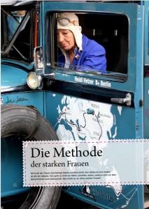 Seit zwei Jahren ist Heidi Hetzer auf Weltumrundung.