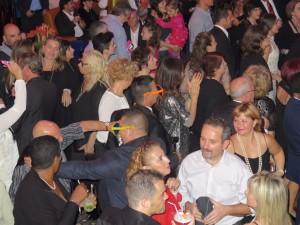 Heiße Rhythmen in der Bar Eliodoro.