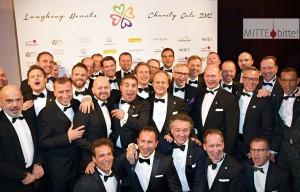 300 Unternehmer spendeten für Berliner Kinder und Jugendliche.