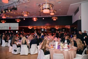 Die Gala fand im Grand Hyatt Berlin statt.
