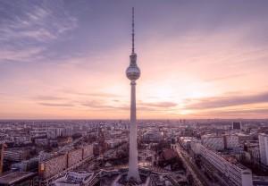Ein Besuch auf dem Fernsehturm ist immer ein Erlebnis. Foto: ©KevinVölz