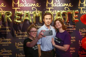 Ein Selfie machen mit Ryan Gosling?