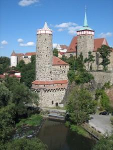 Alte Wasserkunst und die Michaeliskirche. Foto: Bierke