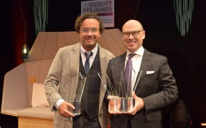 Christoph Hoffmann von 25hours ist der Preisträger 2017.