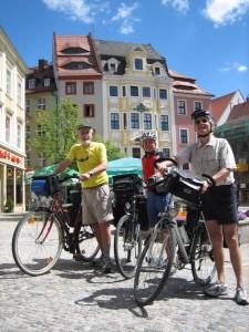Bautzen ist Ausgangspunkt für Radtouren in die Umgebung.