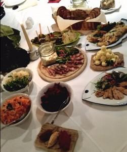 Die Küche des Spreewaldes ist bodenständig und regional geprägt.