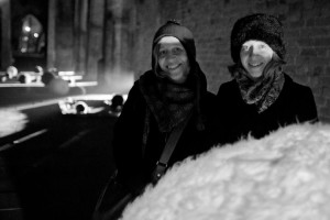 Natalia und Maria Petschatnikov. Foto: Roman Ekimov