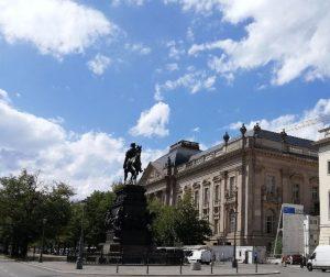 Deutsch-Russischer Bibliotheksdialog in der Staatsbibliothek Berlin.