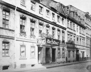 Joachimstraße 20, nach 1945