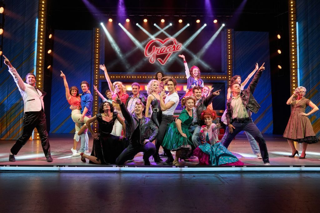 GREASE - im Admiralspalast.
