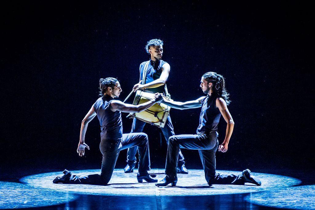 Leidenschaftlich impulsive Tanz-Duelle in Che Malambo.