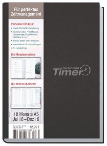 Business-Timer - Kalender für die perfekte Planung.