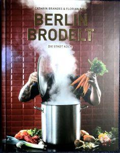 Berlin brodelt - die Stadt kocht.