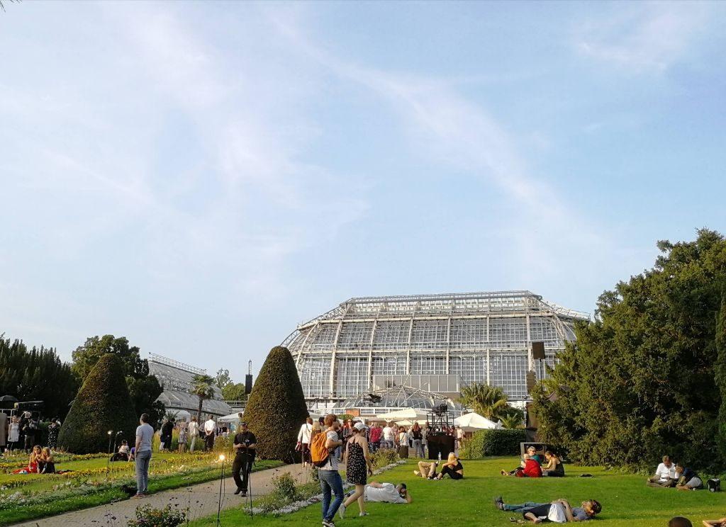 Staudenmarkt am 1. und 2. September im Botanischen Garten.