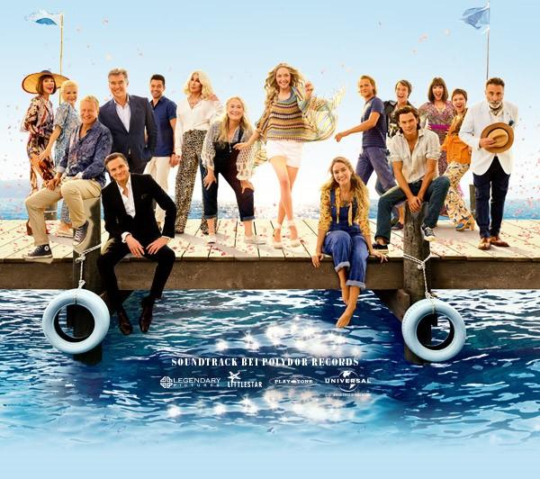 Mamma mia 2 - die Sommerparty des Jahres.