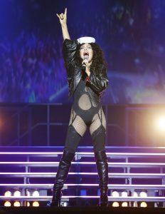 Besonders beeindruckend: Die Stimme von Cher.