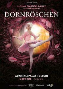 Dornröschen mit dem Russian Classical Ballet.