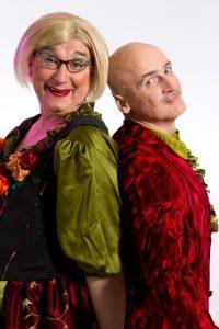 Emmi & Willnowsky sind wieder on Tour im Quatsch Comedy Club.