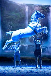 CAVALLUNA - Eine beeindruckende Show.