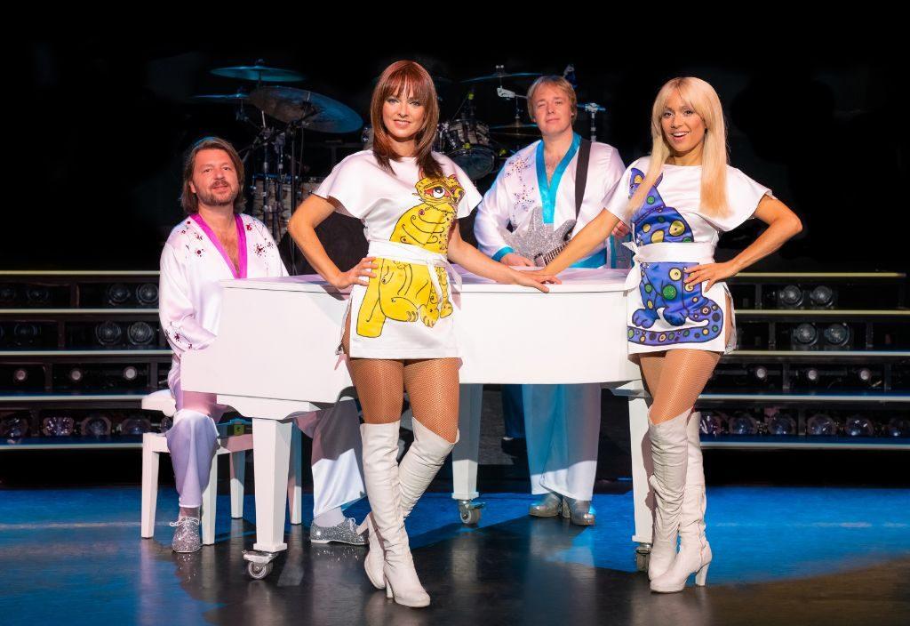 Musikalische Zeitreise mit ABBA in die 70er- und 80er-Jahre