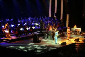 Beatles-Songs mit Orchesterbegleitung.