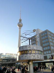 Der Alexanderplatz soll ein positives Image erhalten.