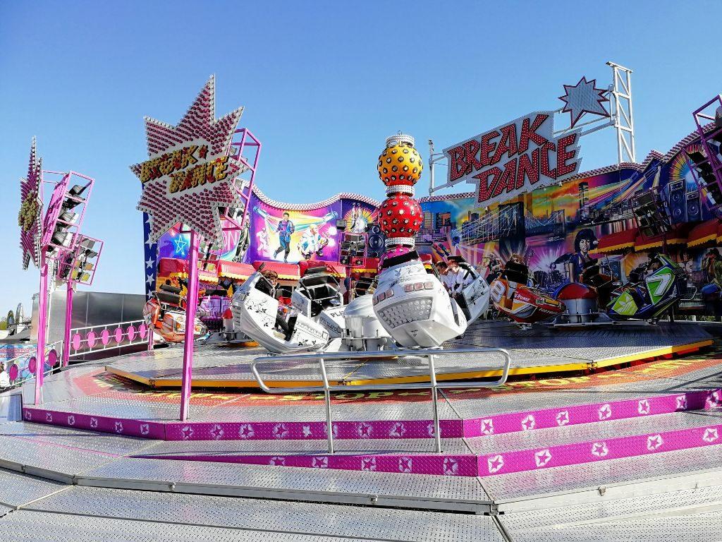 Spaß garantiert beim Frühlingsfest auf dem Zentralen Festplatz. Foto: A. Strebe