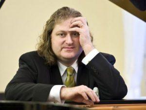 Pianist Friedrich Höricke.