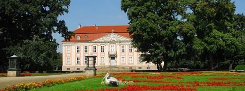Schloss Friedrichsfelde.