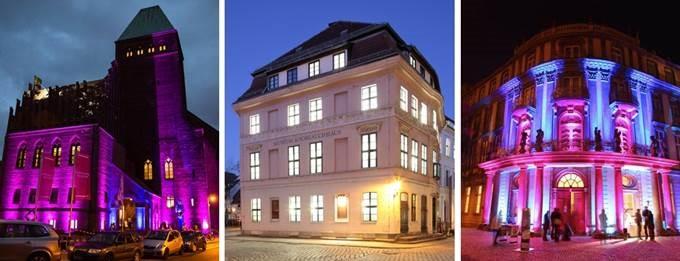 Die Museen des Stadtmuseums laden ein.