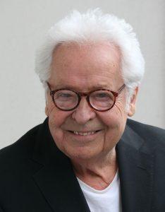 Jürgen Walter (75), Chansonsänger