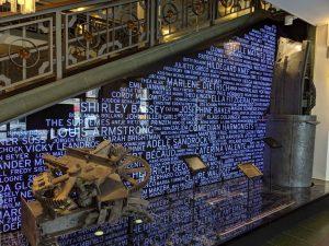 Die Dauerausstellung zeigt die Geschichte des Hauses.