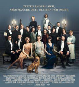 Die Kultserie DOWNTON ABBEY ist jetzt auch als Film im Kino zu sehen.