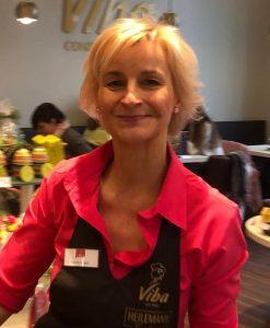 Carola Langer (55), Filialleiterin Viba Shop & Café Berlin