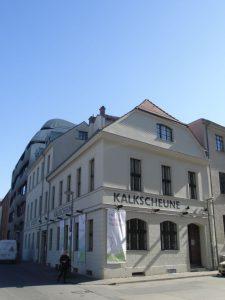 Seit 1996 ist die Kalkscheune eine Event-Location. Foto: Harald Neckelmann