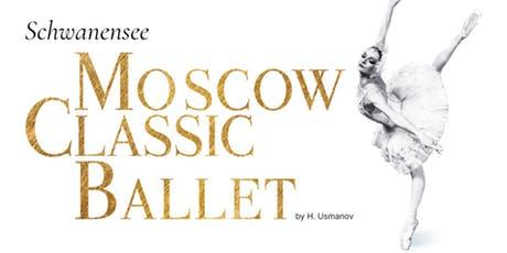Das Moscow Classic Ballet kommt mit Schwanensee nach Berlin.