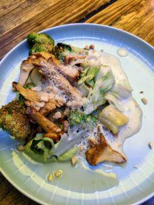 Vegetarisch und saisonal wird im Bonvivant gekocht.