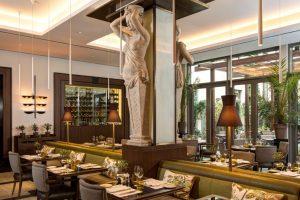 Stilvoll brunchen im Hotel de Rome.