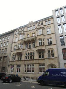 Das Bundesministerium für Familie, Senioren, Frauen und Jugend in der Jägerstraße.