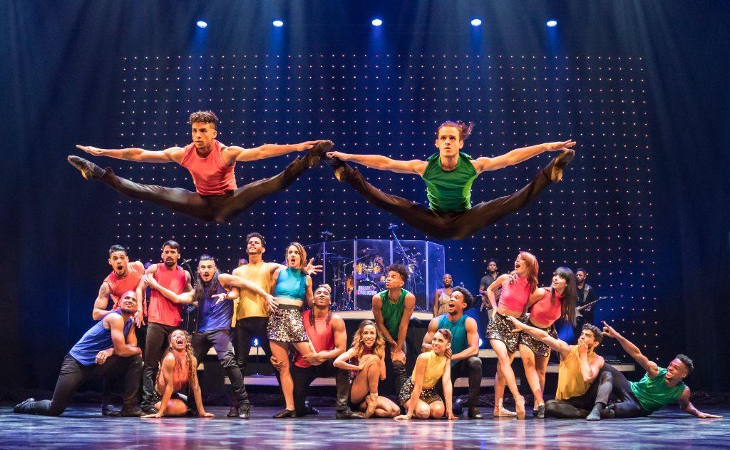 Ballet Revolucion kommt in den Admiralspalast.