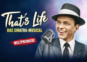 Das Leben von Frank Sinatra in einem Musical.