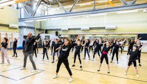 Nach dem Ballett-Casting folgen die Proben.