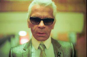 """Die Ausstellung """"Karl Lagerfeld in Berlin"""" ist im Hotel de Rome."""