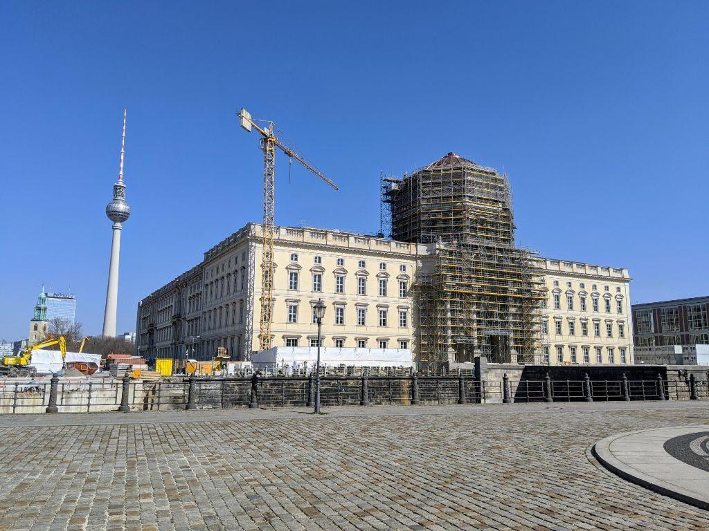Das Berliner Schloss