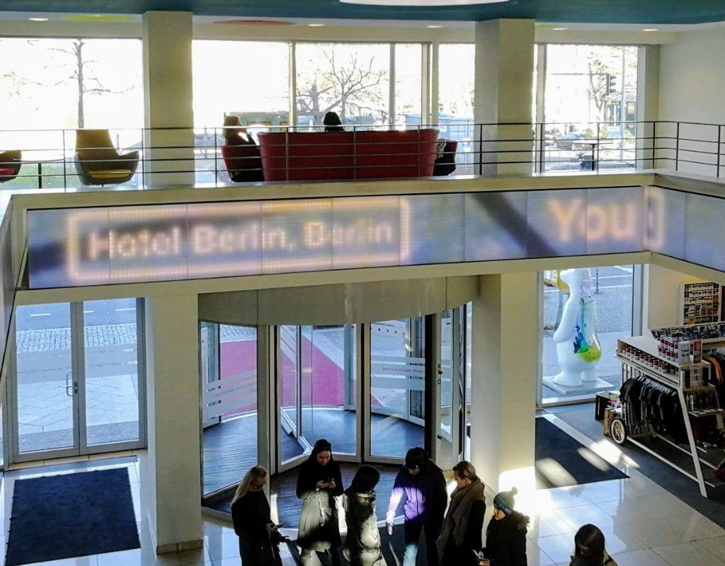 Hotel Berlin, Berlin am Lützowplatz