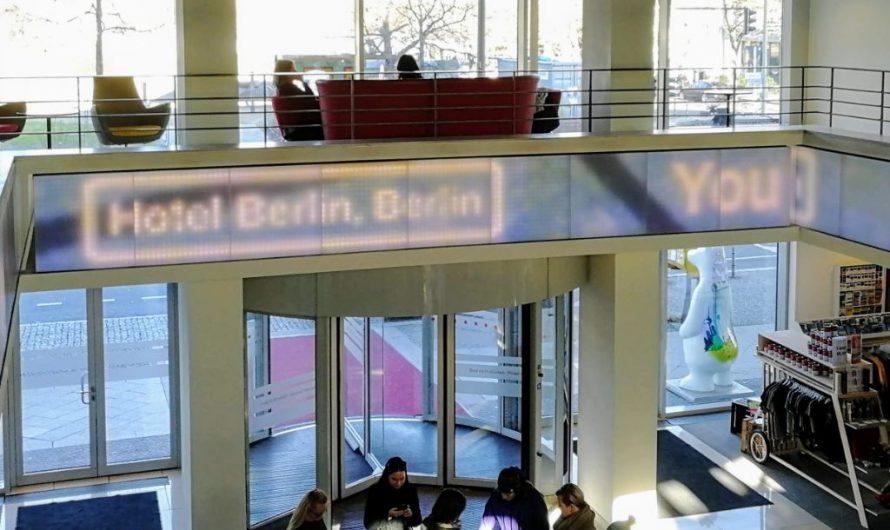 Hotel Berlin unter neuer Leitung
